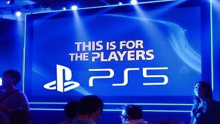 PS5 | Playstation 5 Tech To TRANSFORM Gaming | PS5 Operating System | PS5 Next Reveal | PS5 News
