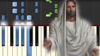 Me Has Seducido Señor / Piano Tutorial / Notas Musicales