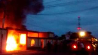 Incendio En Socopó-Barinas-Venezuela