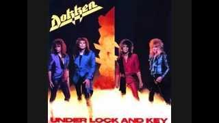 Dokken - Lightning Strikes Again - Under Lock and Key