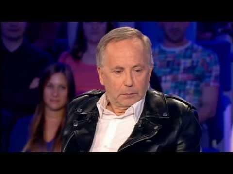 Fabrice Luchini - On n'est pas couché 28 mars 2015 #ONPC