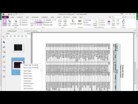 Foxit PhantomPDF - create PDF files by Chris Menard