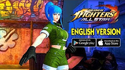 The King of Fighters: All Star - English Version Gameplay (Android/IOS)