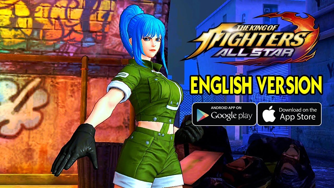 The King Of Fighters All Star English Version Gameplay Android