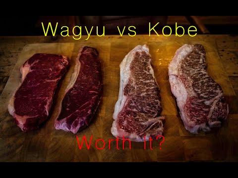 is kobe sirloin steak