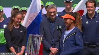 Naomi Osaka, Indian Wells 2018