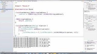 Методы и данные в Objective-C