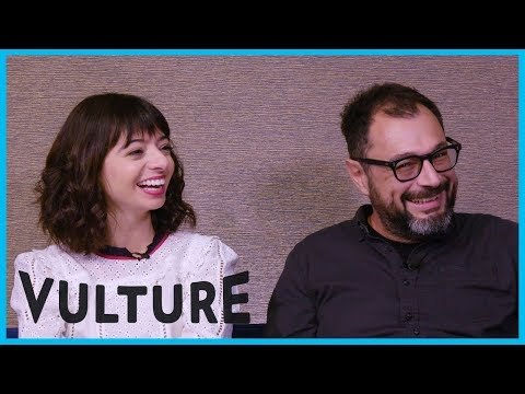 Watch Kate Micucci's Elevator Pitch for 7 Stages at Tribeca Film Festival