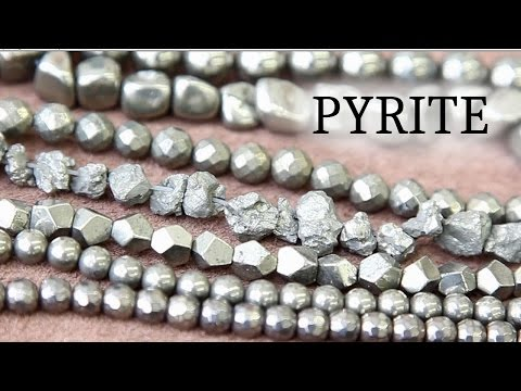 Everything about the Pyrite Gemstone!