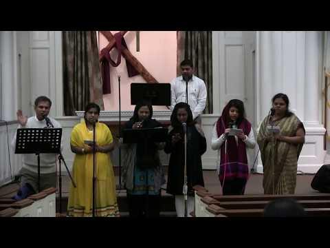 Christian Telugu songs || Aparadhini Yesayya Krupa || అపరాధిని యేసయ్యా || utccnj  choir