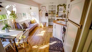 Spacious RV CONVERTED into  Gorgeous TINY HOME thumbnail