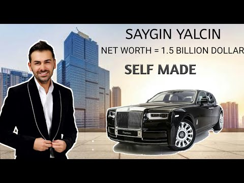 saygin yalcin lifestyle (DUBAI BILLIONAIRE)