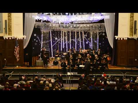 James Bond Theme by Monty Norman, arr. Tom Davis performed by the BLS Thursday Dues Band