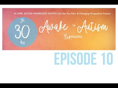 """Awake to Autism - Episode 10 """"How to Be a Good Friend To Kids Living With  Autism"""" Subtitled"""
