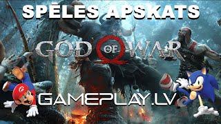 God of War review (apskats latviski)