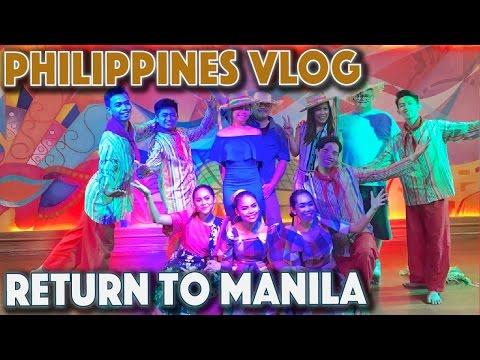 Return to Manila -Crazy Cool week 1 | SE Asia Travel VLOG