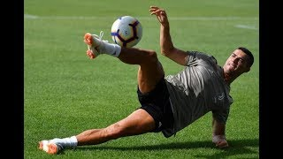 Cristiano Ronaldo In Training 2018 - Skills, Tricks, Freestyle, Goals