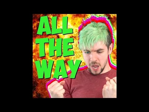 "Jacksepticeye feat. The Gregory Brothers ""All the Way (I Believe In Steve)"""