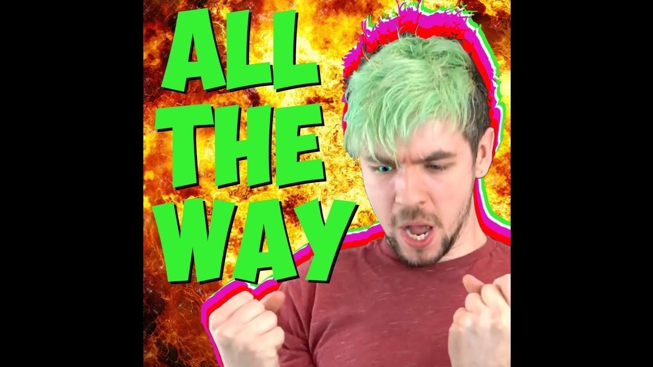 """Download Jacksepticeye feat. The Gregory Brothers """"All the Way (I Believe In Steve)"""""""