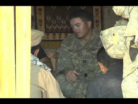 3rd IBCT, 1st Armored Division: Afghan situational cultural training