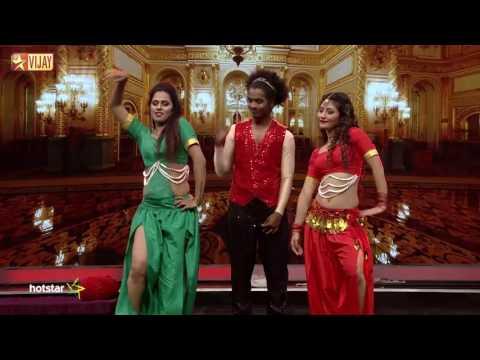 Jodi   ஜோடி - Masala Mix Round   Sunitha and Priya