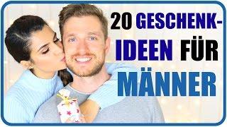 20 GESCHENKIDEEN FÜR MÄNNER AB 1€ MIT VANIA | HALLO OLI