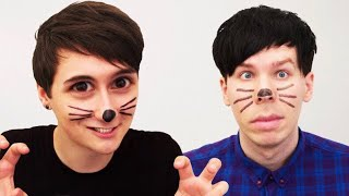 don't cry, CRAFT! (Dan & Phil ROAD TO IRRELEVANCY)