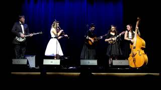 Greenback Dollar- The Burnett Sisters Band @ The ReevesTheater