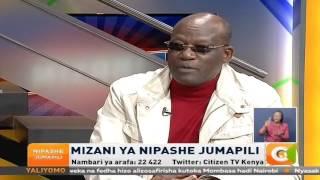 Mizani ya Nipashe Jumapili: Johnson Muthama