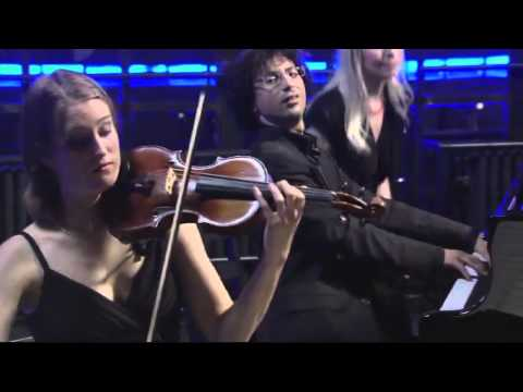 Mendelssohn Trio Op. 49 in D minor IV. Mov / Oberon Trio