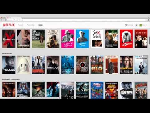 Test indépendant de Netflix  Catalogue  Tarifs