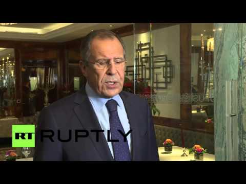 "Austria: Assad ""regime change"" not an option, Syria cannot become Libya - Lavrov"