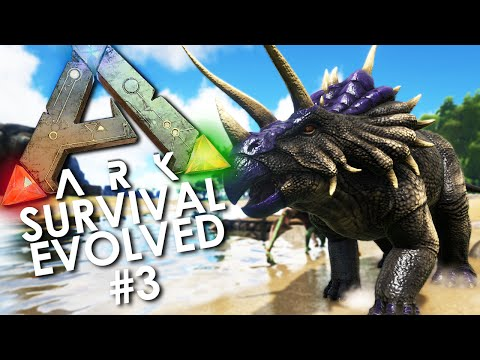 ARK: Survival Evolved - Episode 3 | The ARMY Of COMPYS!
