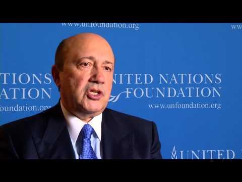 Interview Series with UN Foundation Board Members: Igor Ivanov