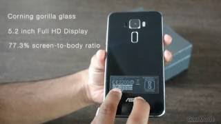 Asus Zenfone 3 (Black, 32 GB) Unboxing, review and build quality, UI, Software, Camera features