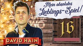 Mein Lieblingsspiel: David Hain | Game Two Adventskalender #16