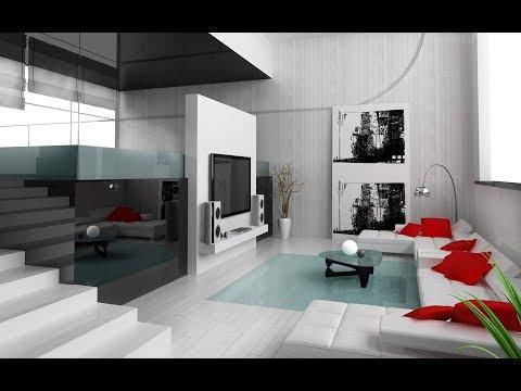 3D Max Modern Interior Modeling, Rendering, Vray material | 3Ds max tutorial | vray tutorial