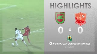 Djoliba AC 0-0 Horoya | HIGHLIGHTS | Match Day 4 | TotalCAFCC