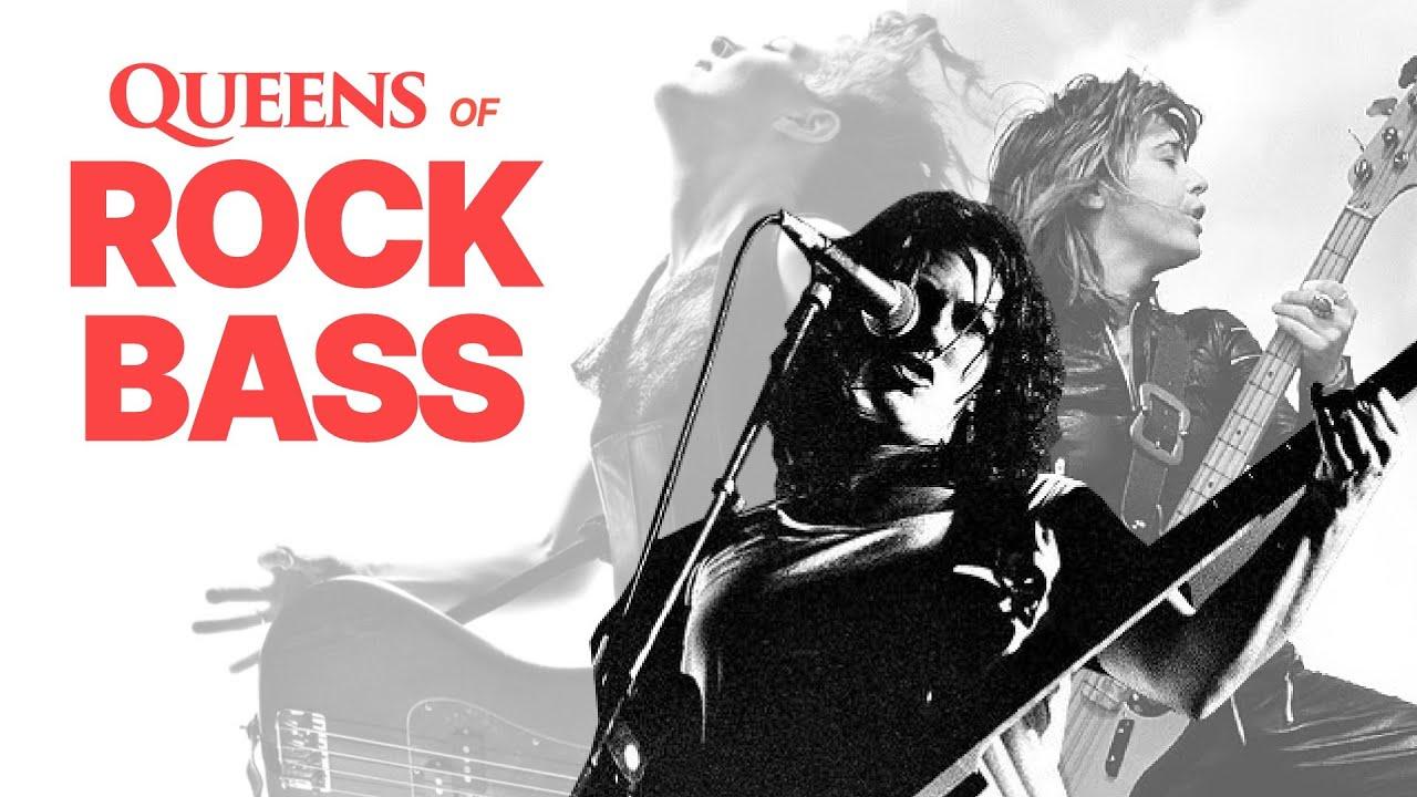 The 8 Greatest Women of ROCK Bass