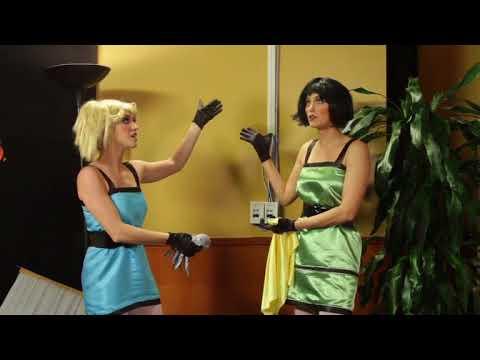 Powerpuffs  Brittany Snow