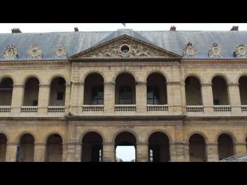 Study Abroad Final Presentation: Hotel Des Invalides
