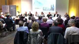 3. Fortbildungskongress der Ärztekammer Berlin 2014: Podiumsdiskussion zu Screening-Programmen