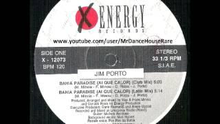 Jim Porto - Bahia Paradise (Ai Que Calor) (Latin Mix) (1990)
