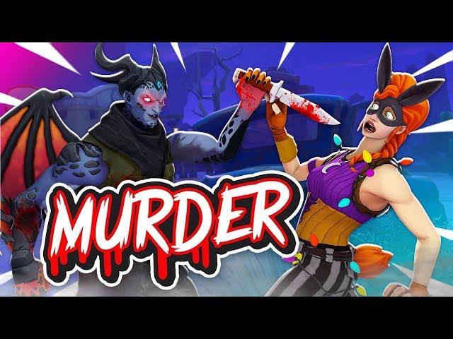 KILLER vs UNSCHULDIGE im Fortnite Murder Modus!