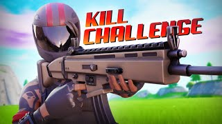 So I was challenged $$ for each kill....
