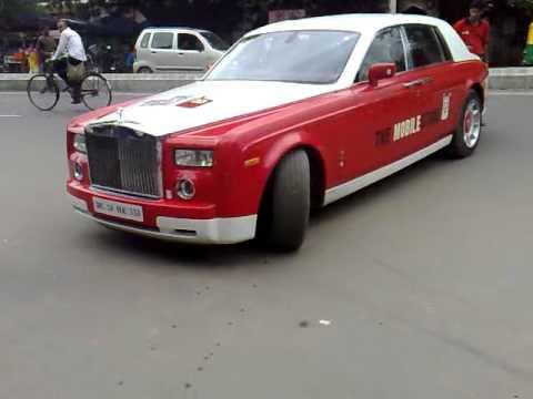 Rolls Roy Car
