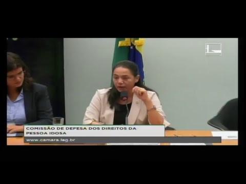 DEFESA DOS DIREITOS DA PESSOA IDOSA - Reunião de Instalação e Eleição - 11/04/2018 - 14:22