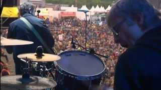 Element of Crime - Immer da wo du bist bin ich nie @ Southside Festival 2010 (LIVE)