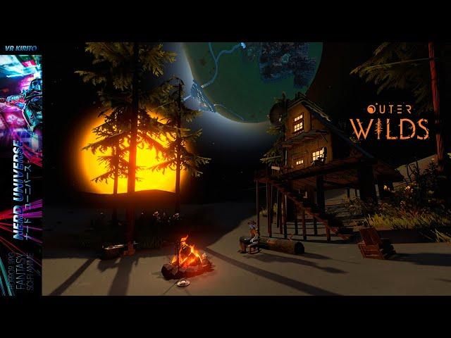 Outer Wilds - Erster Check des Spiels ✮ Gameplay Deutsch 1440p [PC]