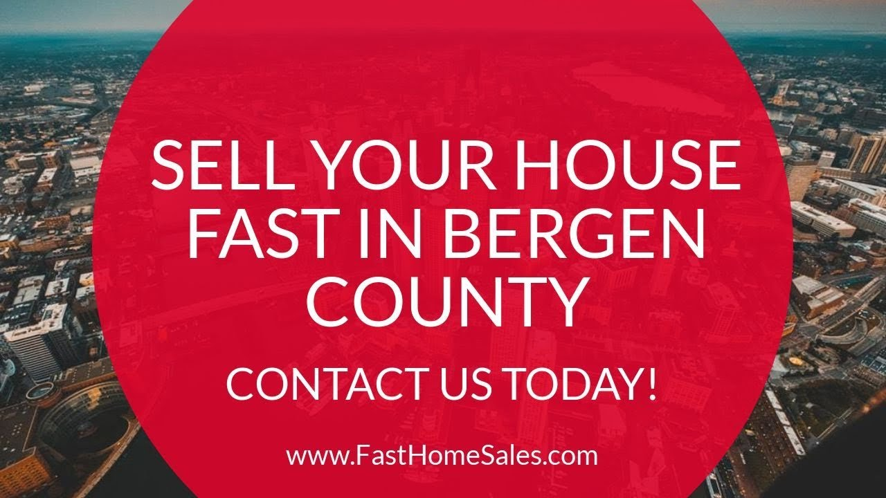 We Buy Houses Bergen County NJ
